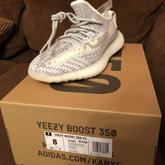 various colors 2e1f5 7fa8c New yeezy 350 - static Size 8 for men /9 for women NWT